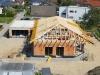 Walmdach Dachkonstruktion