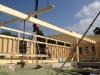 Riegelbau Holzriegel