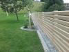 Gartenzaun Holz