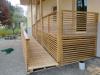Geländer Holz Balkon