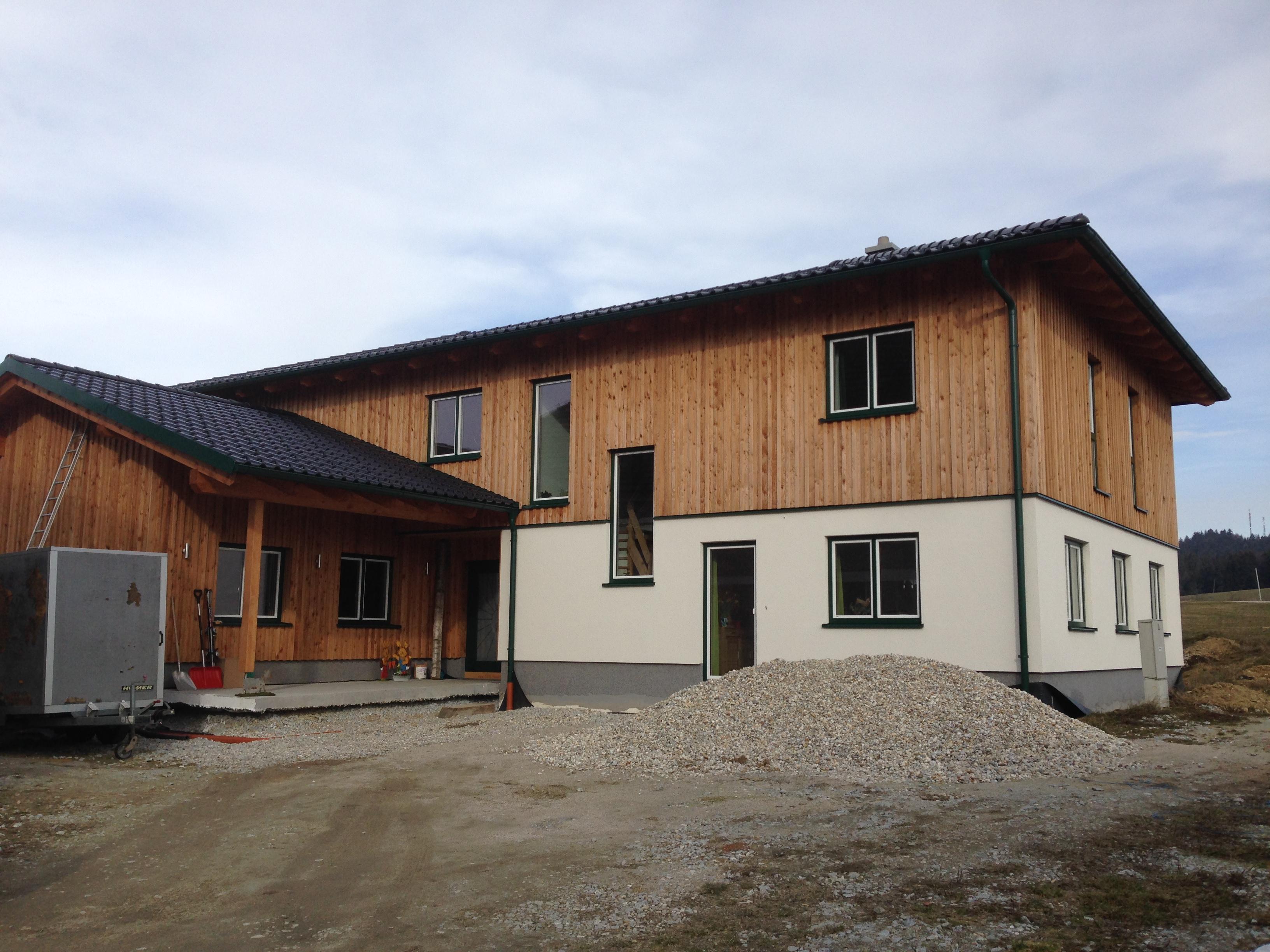 Fassaden Und Terrassen