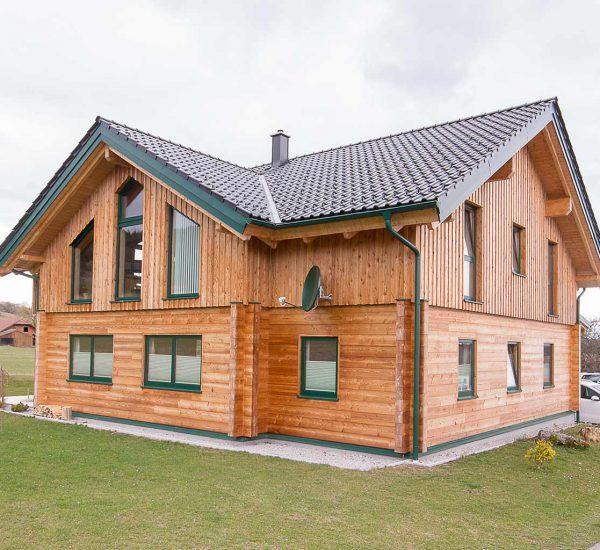 Blockhaus Leopoldschlag