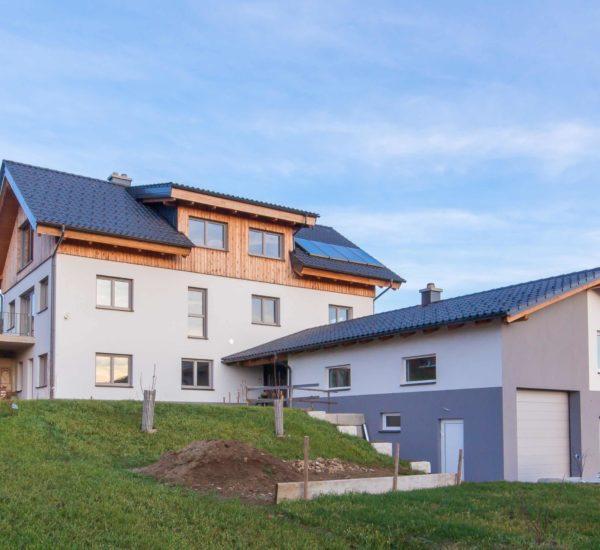 Einfamilienhaus Grünbach